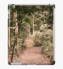 Blackbutt Reserve, NSW, Australia iPad Case/Skin