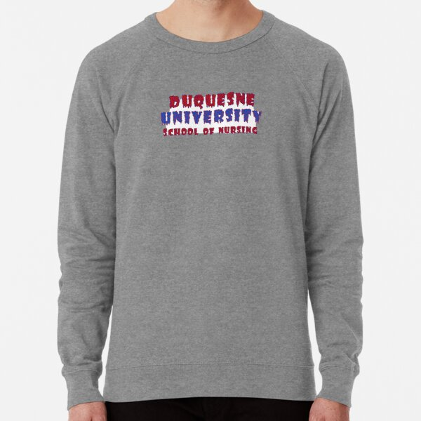 Melting Duq Nursing Lightweight Sweatshirt