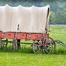Alte Kutsche von Manon Boily