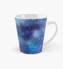 Abstract Paint Space Galaxy Pattern Texture #8 Tall Mug