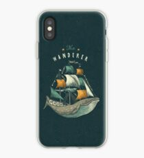 Whale | Petrol Grey iPhone Case