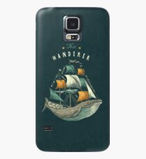 Whale | Petrol Grey Case/Skin for Samsung Galaxy
