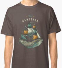 Whale | Petrol Grey Classic T-Shirt