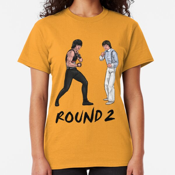 Round 2 - Fight of the Century 2 Classic T-Shirt