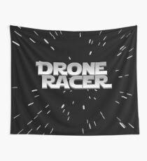 Drohne Racer Starfield Wandbehang
