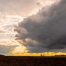 Small World, Big Clouds by Troy Stapek