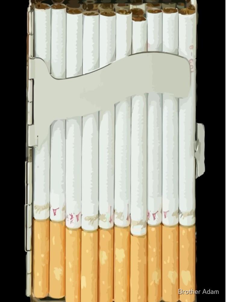 Cigarette Case by atartist