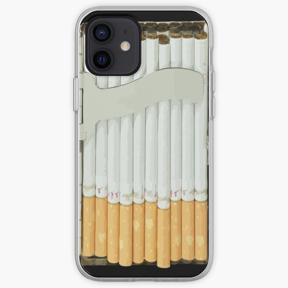 Cigarette Case iPhone Case & Cover