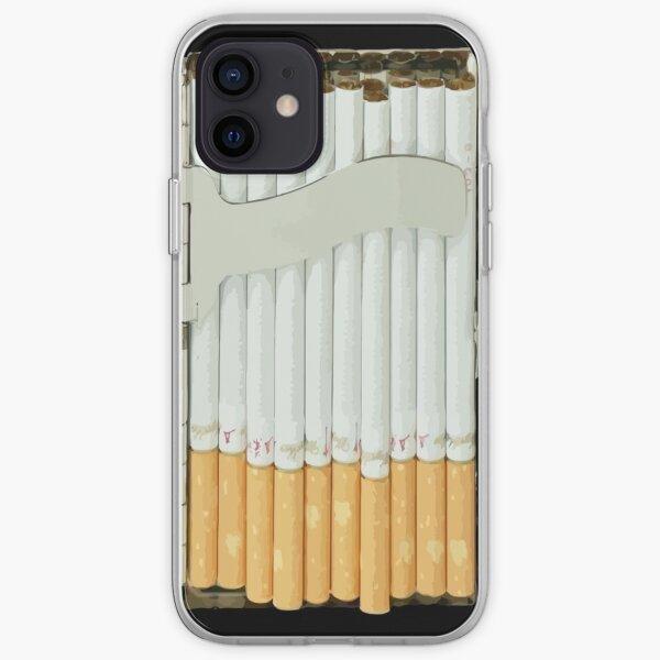 Cigarette Case iPhone Soft Case