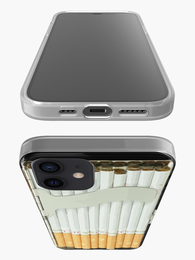 Alternate view of Cigarette Case iPhone Case & Cover