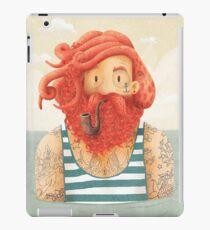 Tintenfisch iPad-Hülle & Klebefolie