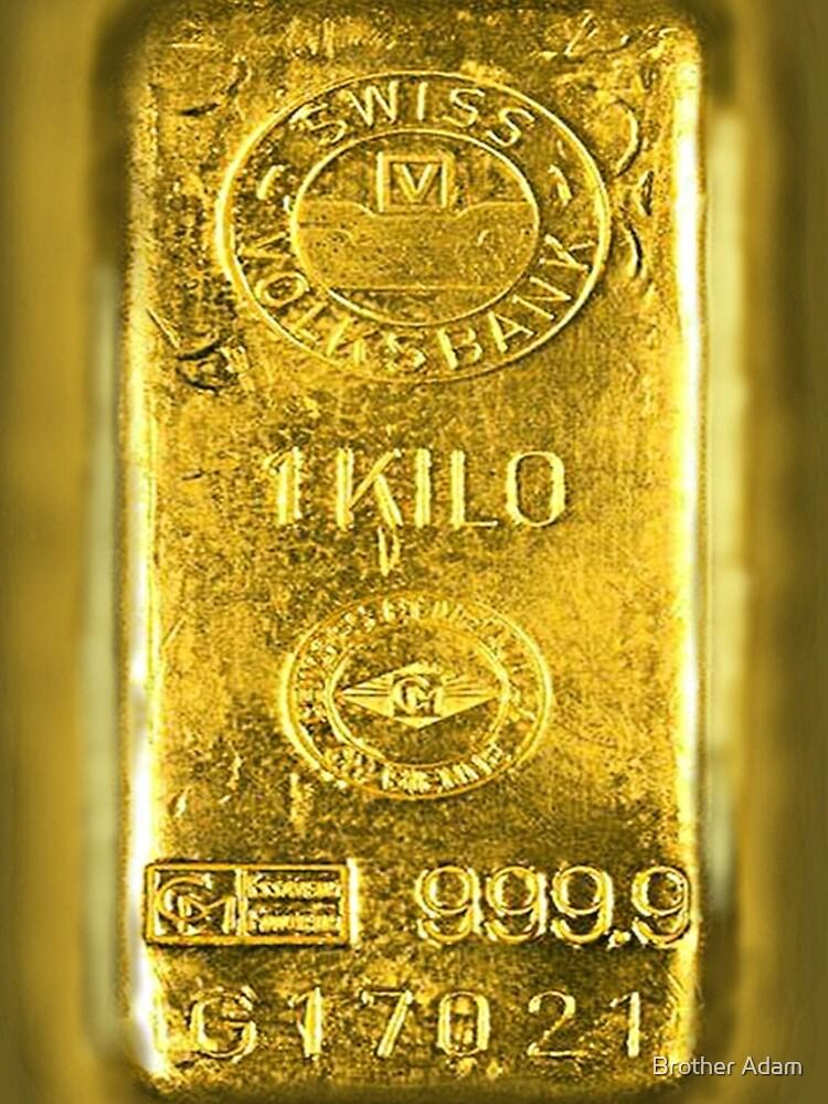 Gold Bar by atartist