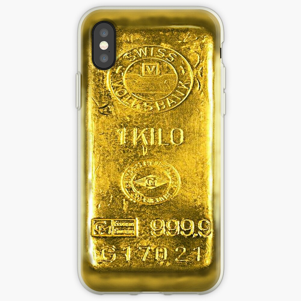 Gold Bar iPhone Case & Cover