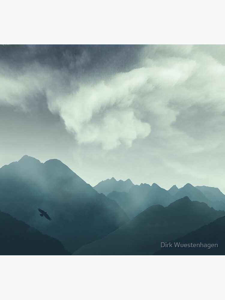 Mountain Shapes by DyrkWyst
