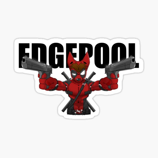 Edgepool Sticker