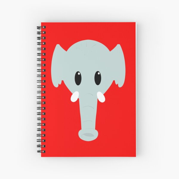 Elle Spiral Notebook