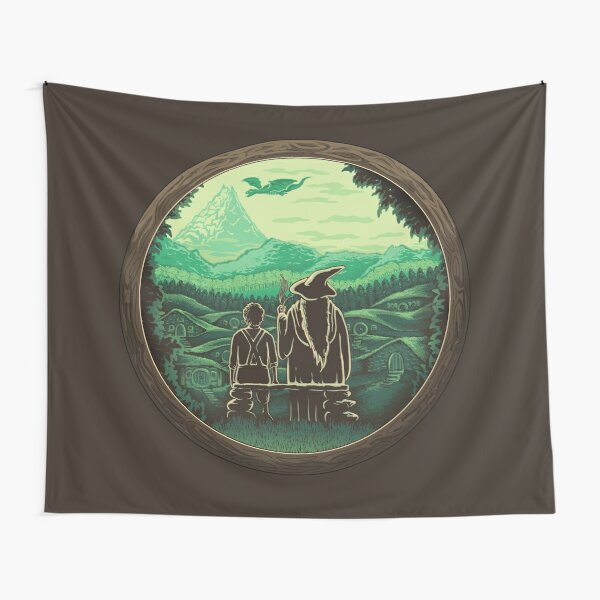 Let's have an Adventure Tapestry