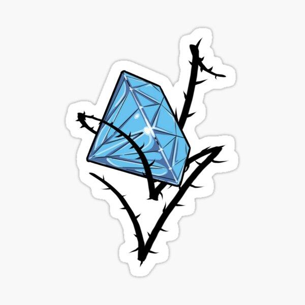 Diamond Brier Sticker