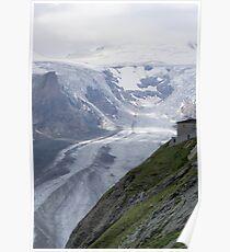 Glacier Grossglockner Austria Poster