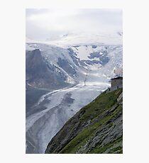 Glacier Grossglockner Austria Photographic Print