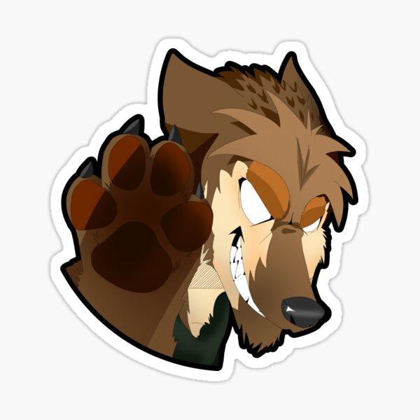 Edge's Avatar Sticker