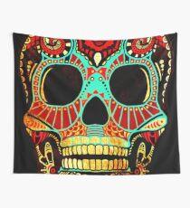 Grunge Skull No.2 Wandbehang