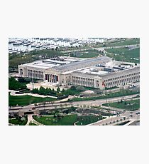 Field Museum in Chicago Illinois  Photographic Print