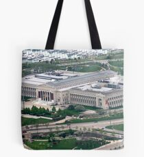 Field Museum in Chicago Illinois  Tote Bag