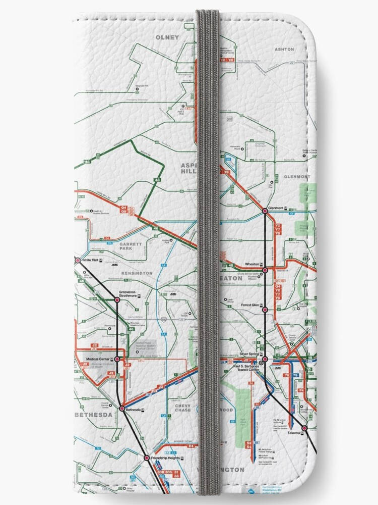 'United States of America - Washington DC - Metrobus County System on new york map america, hawaii map america, st. louis map america, indiana map america, idaho map america, kansas map america, north carolina map america, ohio map america,