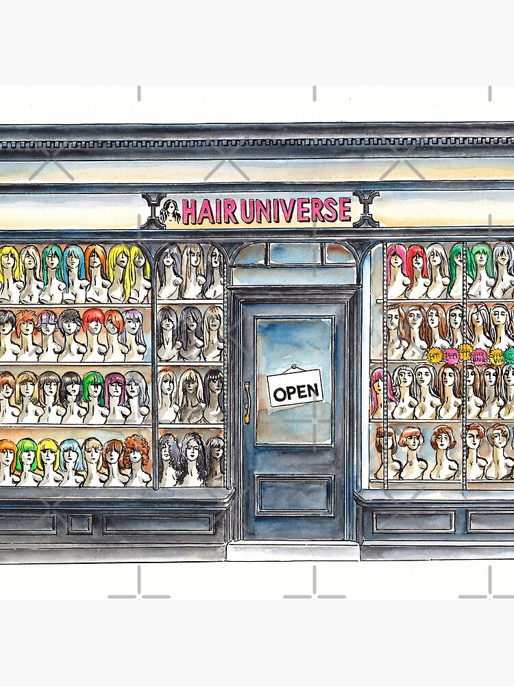 Hair Universe 2 by wonder-webb