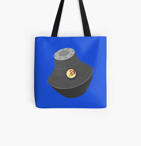 Space pod All Over Print Tote Bag