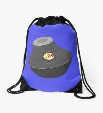 Space pod Drawstring Bag
