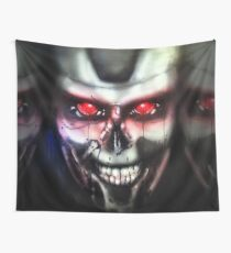 Judgement Day Wall Tapestry