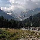 Morteratsch Glacier Pontresina, Switzerland by Monica Engeler