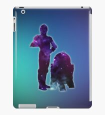 These are the Droids you're Looking For iPad-Hülle & Klebefolie