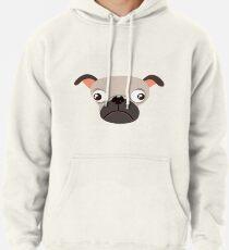 Pug Pullover Hoodie