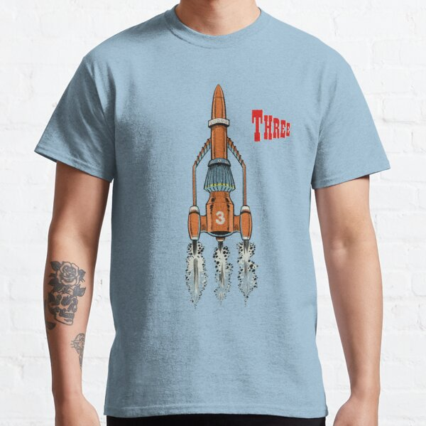 Thunderbird Three Classic T-Shirt