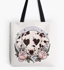 Dalmatiner Hund Tote Bag
