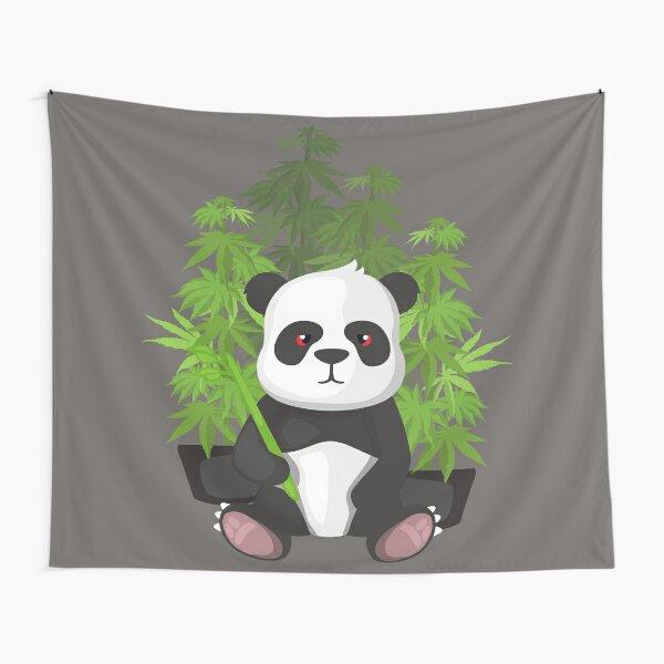 High panda Tapestry
