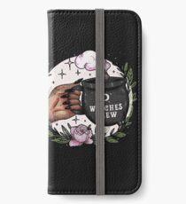 Hexengebräu iPhone Flip-Case/Hülle/Klebefolie