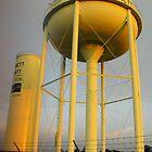 Harnett Water Tower by Sharksladie