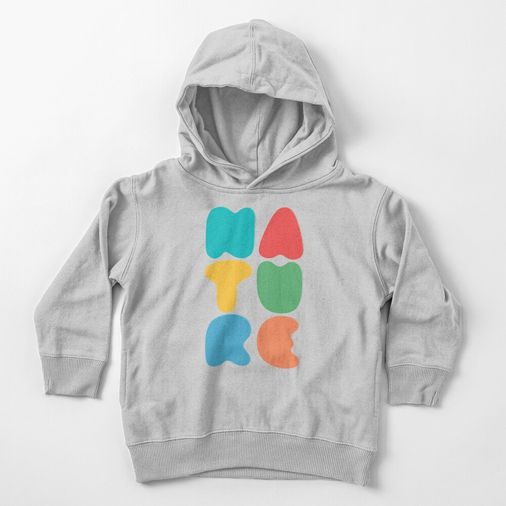 Bold Nature Toddler Pullover Hoodie