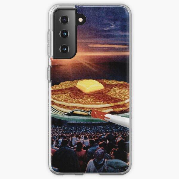 Breakfast Samsung Galaxy Soft Case