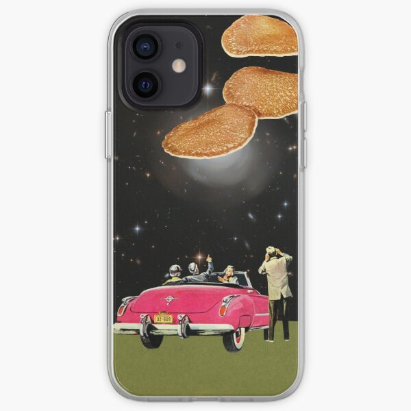 Unidentified flying object iPhone Soft Case