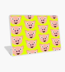 Piggy Face Laptop Skin