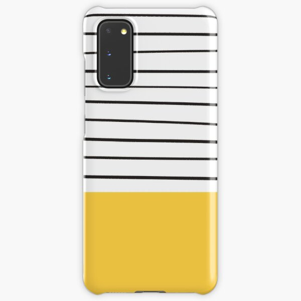 MARINERAS MUSTARD Samsung Galaxy Snap Case