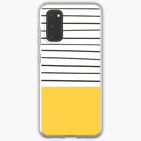 MARINERAS MUSTARD Samsung Galaxy Soft Case