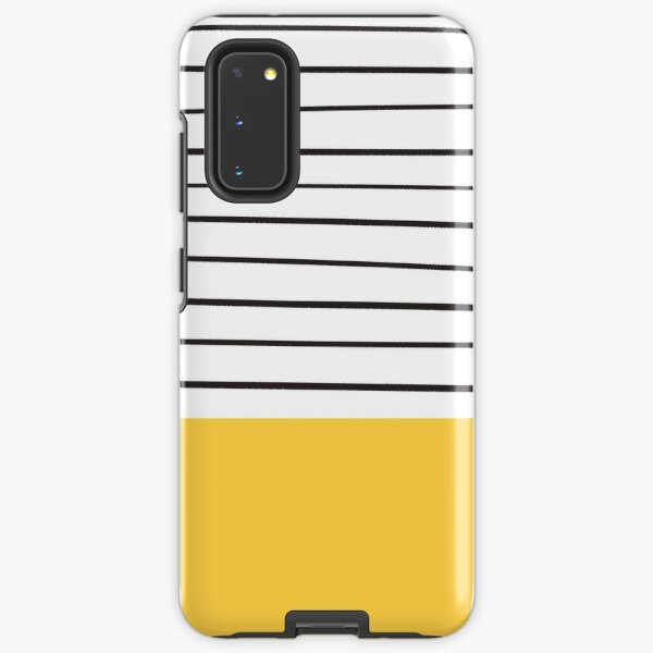 MARINERAS MUSTARD Samsung Galaxy Tough Case