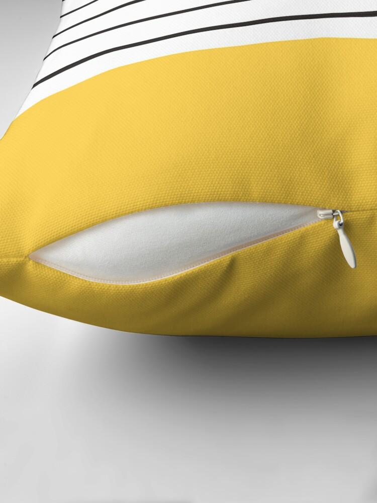 Alternate view of MARINERAS MUSTARD Throw Pillow