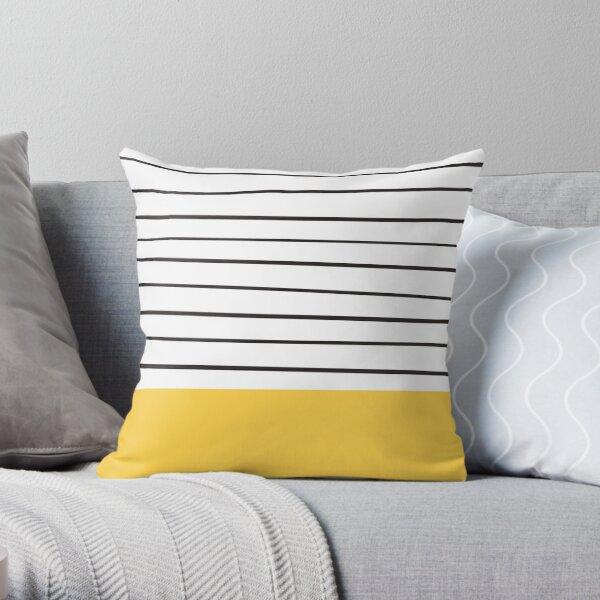 MARINERAS MUSTARD Throw Pillow
